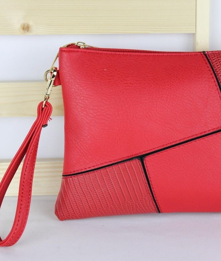 Wallet Caty - Red