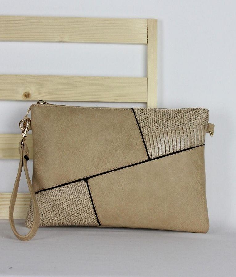Wallet Caty - Camel