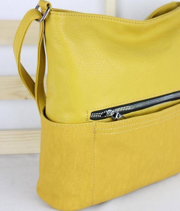 Wallet Lea - Mustard