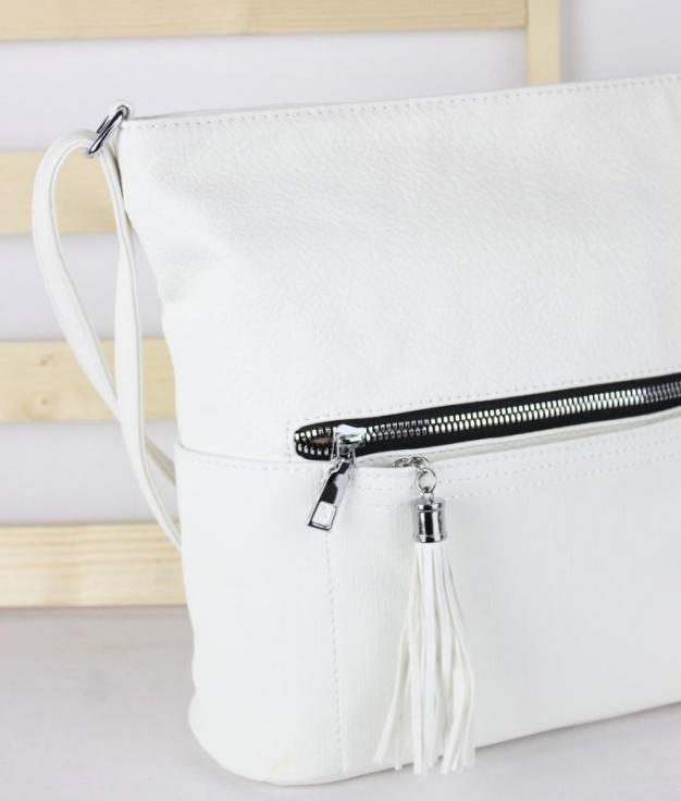 Wallet Lea - White