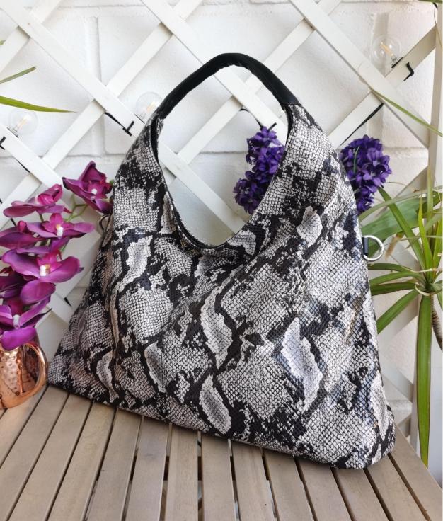 Evelyn bag - grey