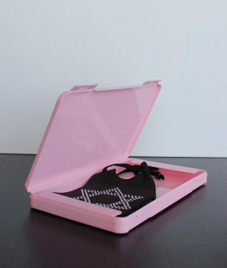 Porta Mascara Lecce - Rosa
