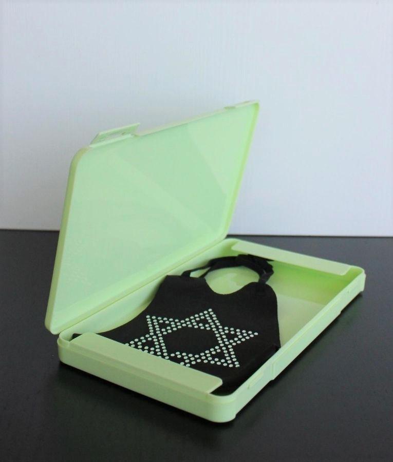 Porta Mascara Lecce - Verde