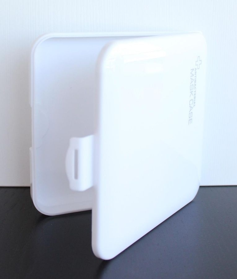 Porta Maschera Ruan - Bianco