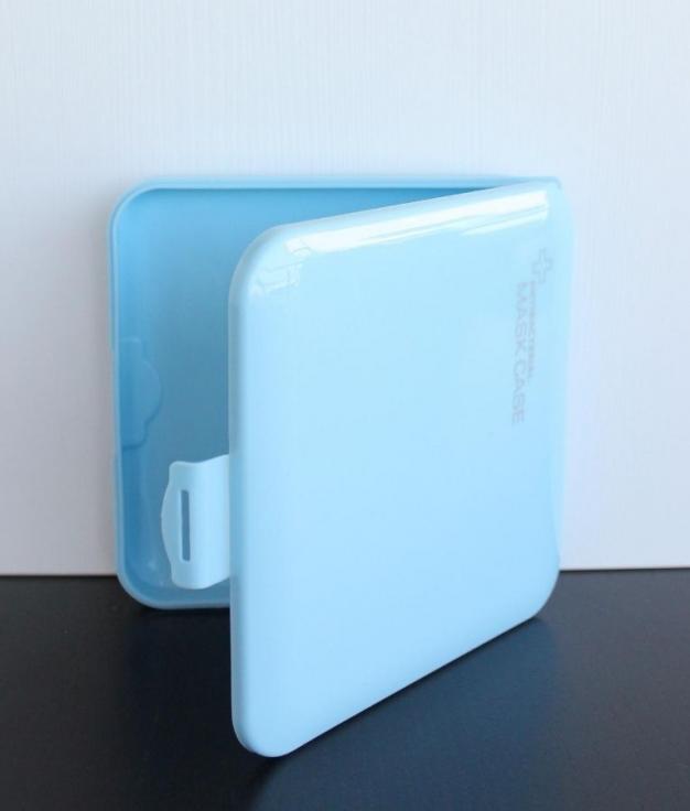 Porta Mascara Ruan - Azul