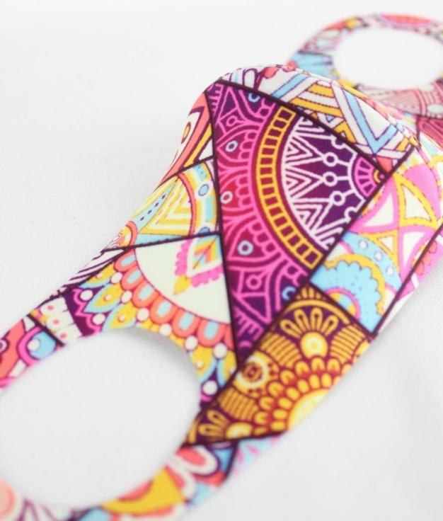 Masque Punt - Multicolore