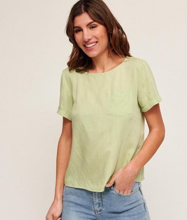 Blusa Sele - Verde