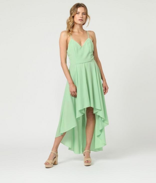 Vestido Curli - Verde