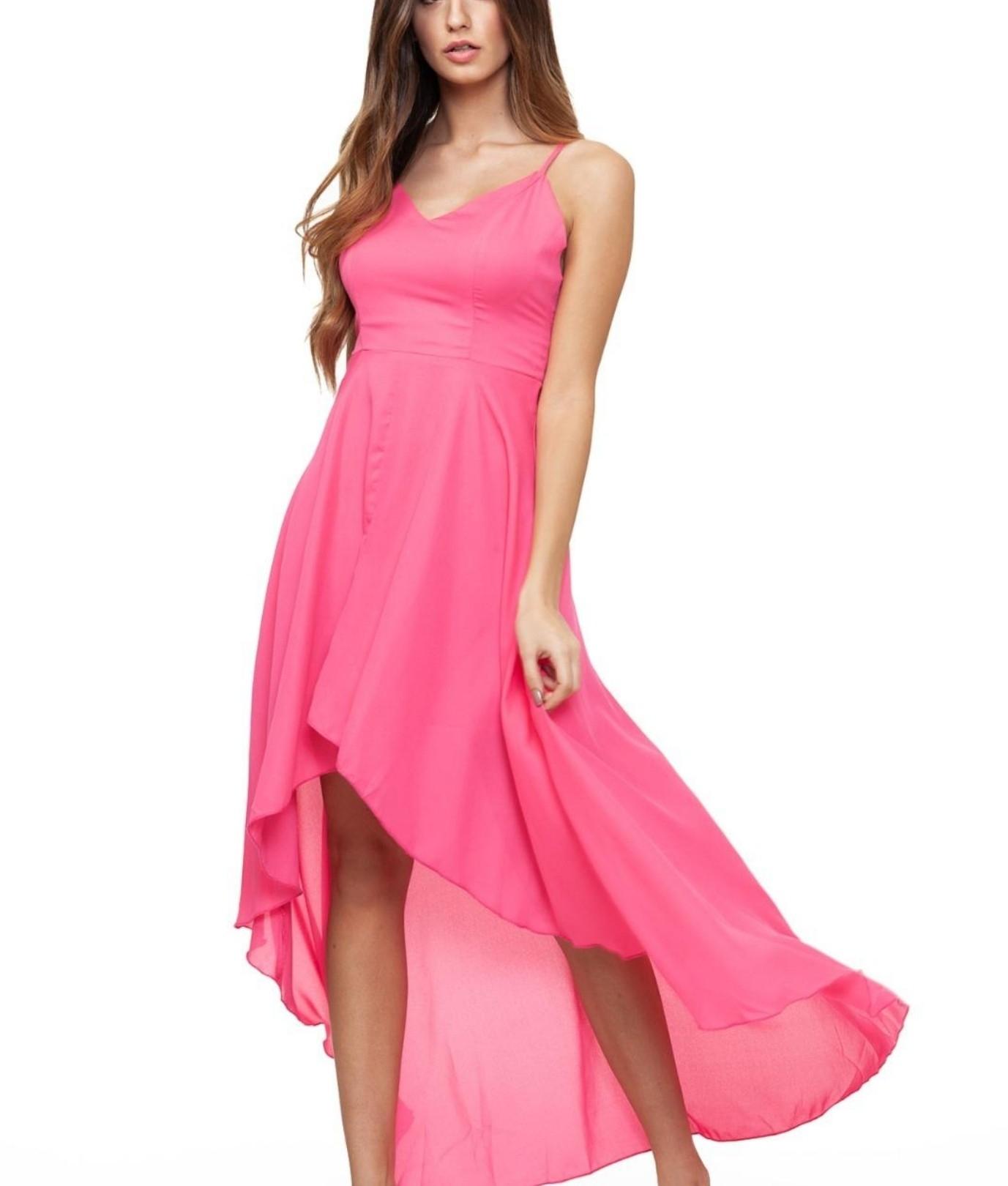 Vestido Curli - Rosa