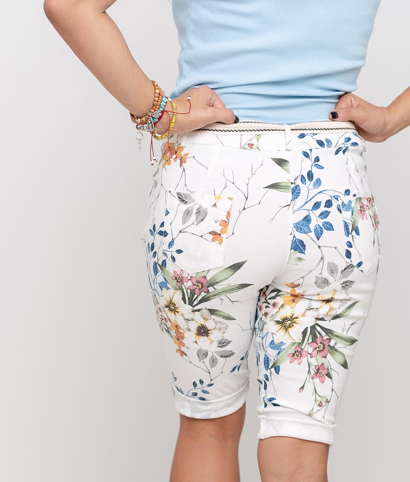 Pantalón Indu - Amarillo