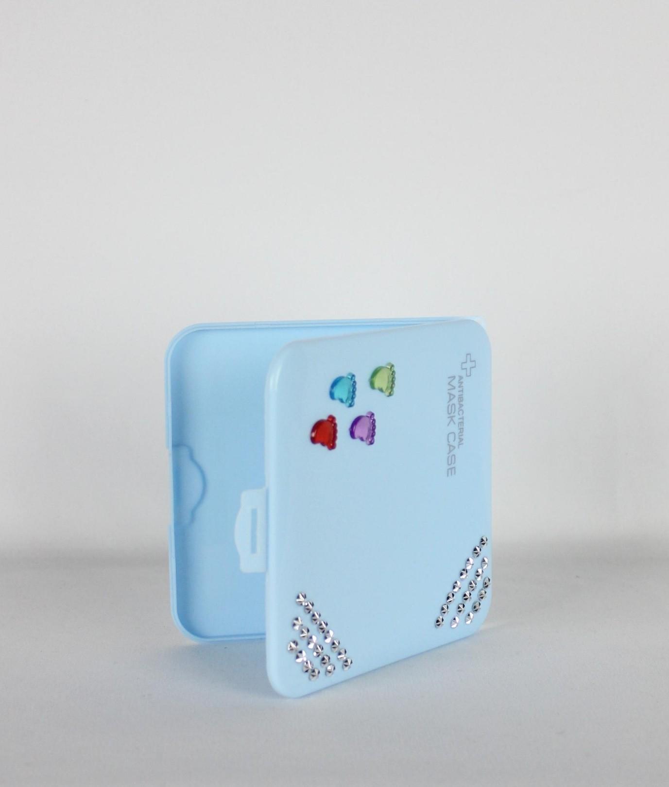 Porta Mascara Dakota - Azul