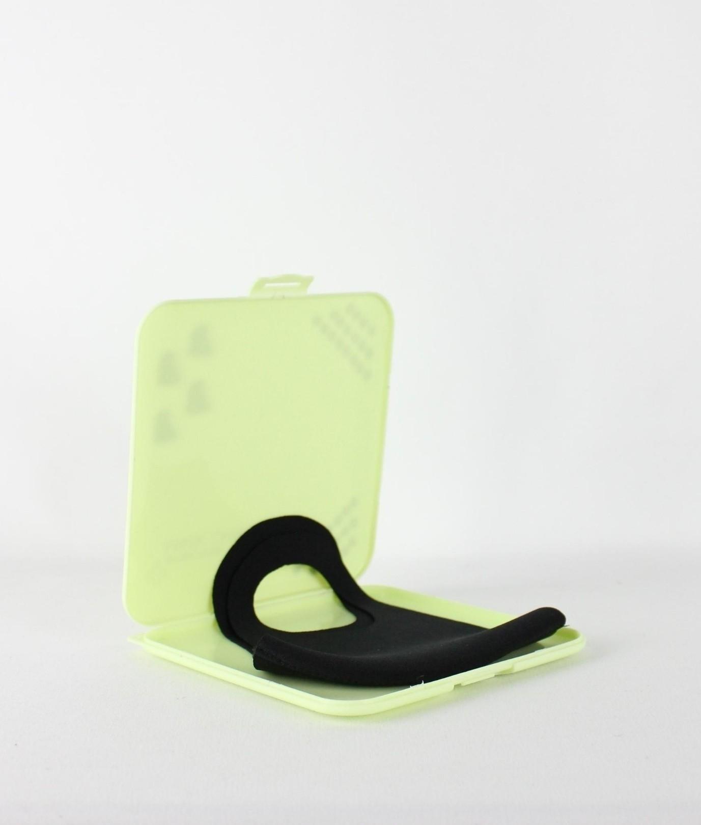 Porta Maschera Ella - Verde