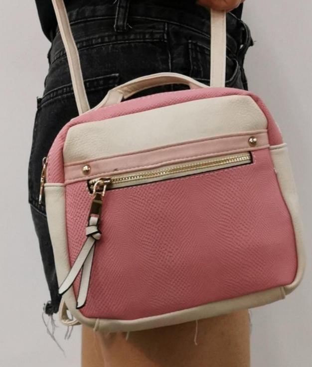 Alessia shoulder bag- Beige