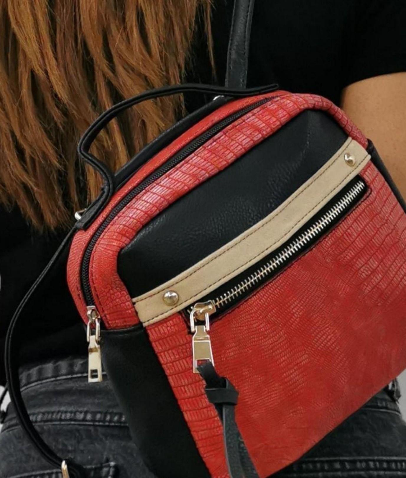 Alessia bolsa de ombro - preto