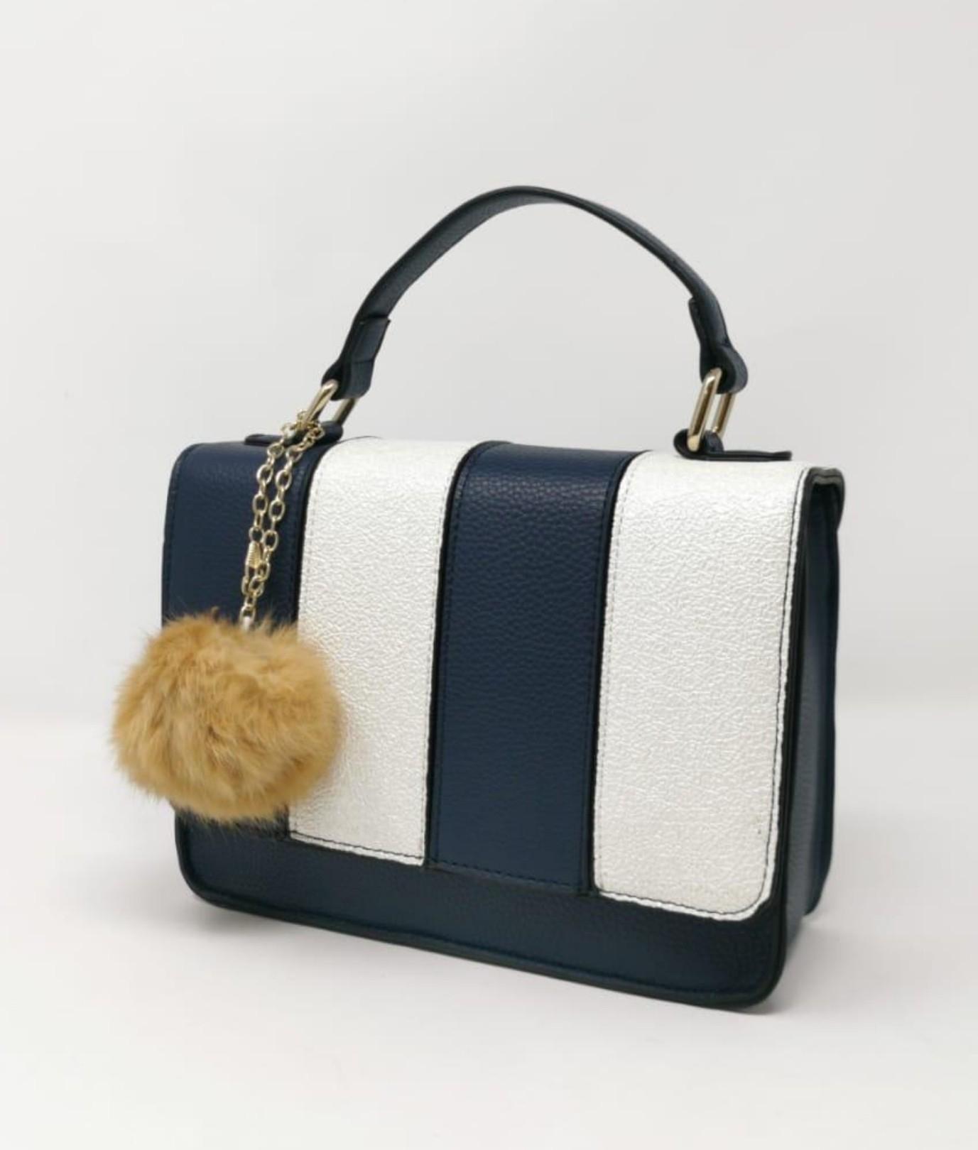 ARDY BAG - NAVY BLUE