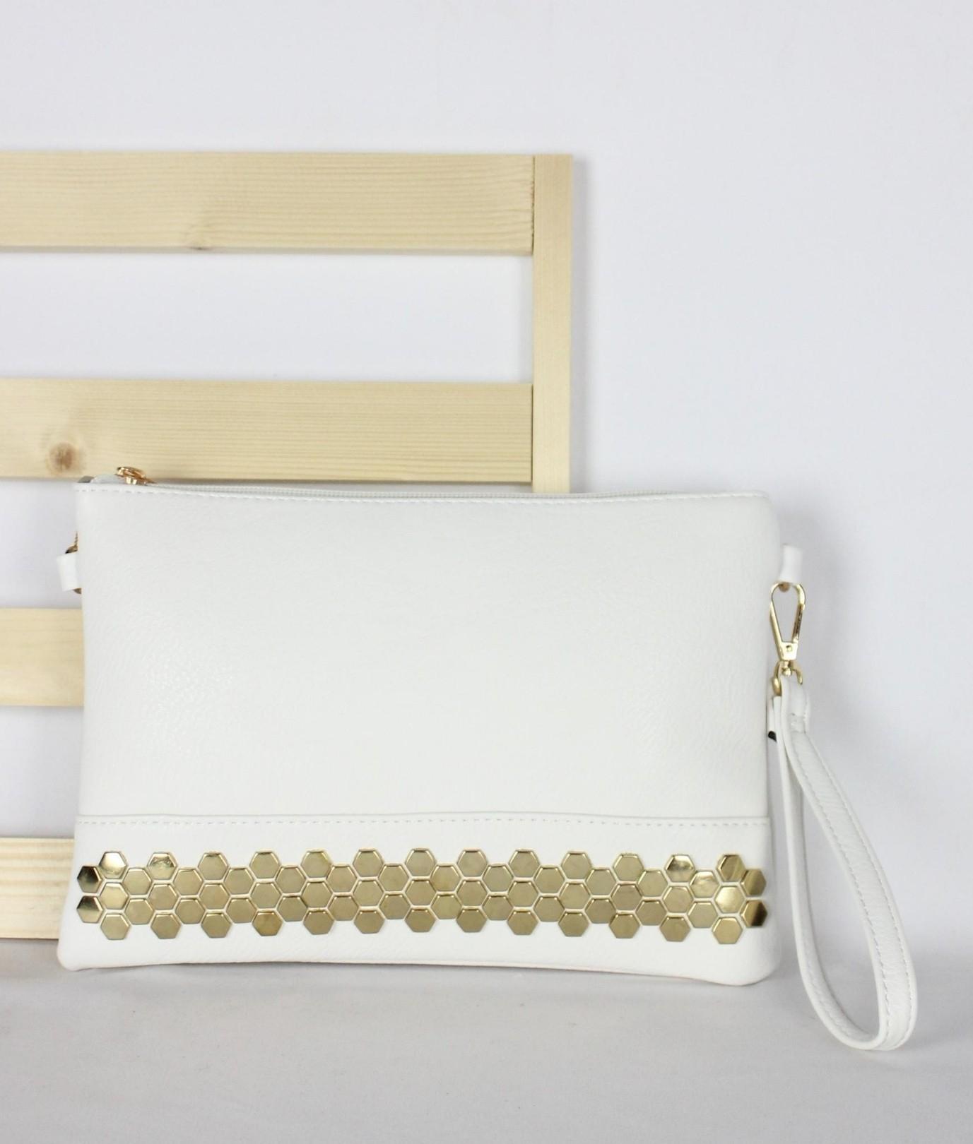 Wallet Danae - White