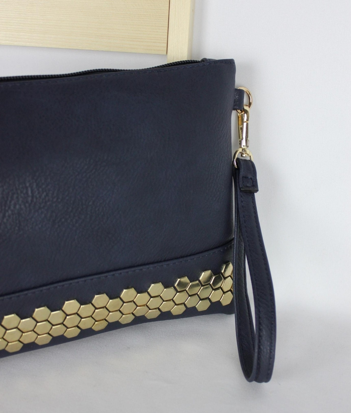 Wallet Danae - Navy Blue