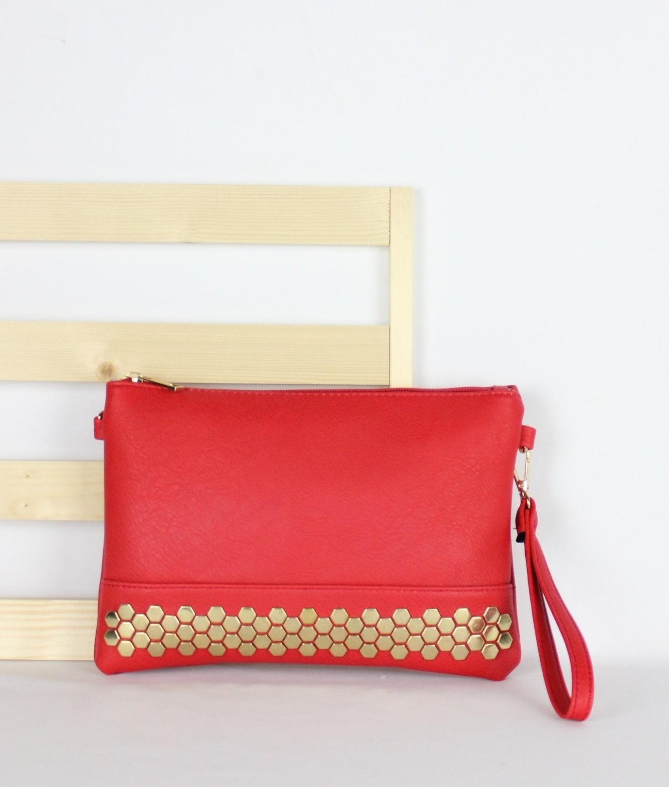 Wallet Danae - Red