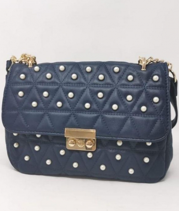 CROSSBODY EREA - NAVY BLUE