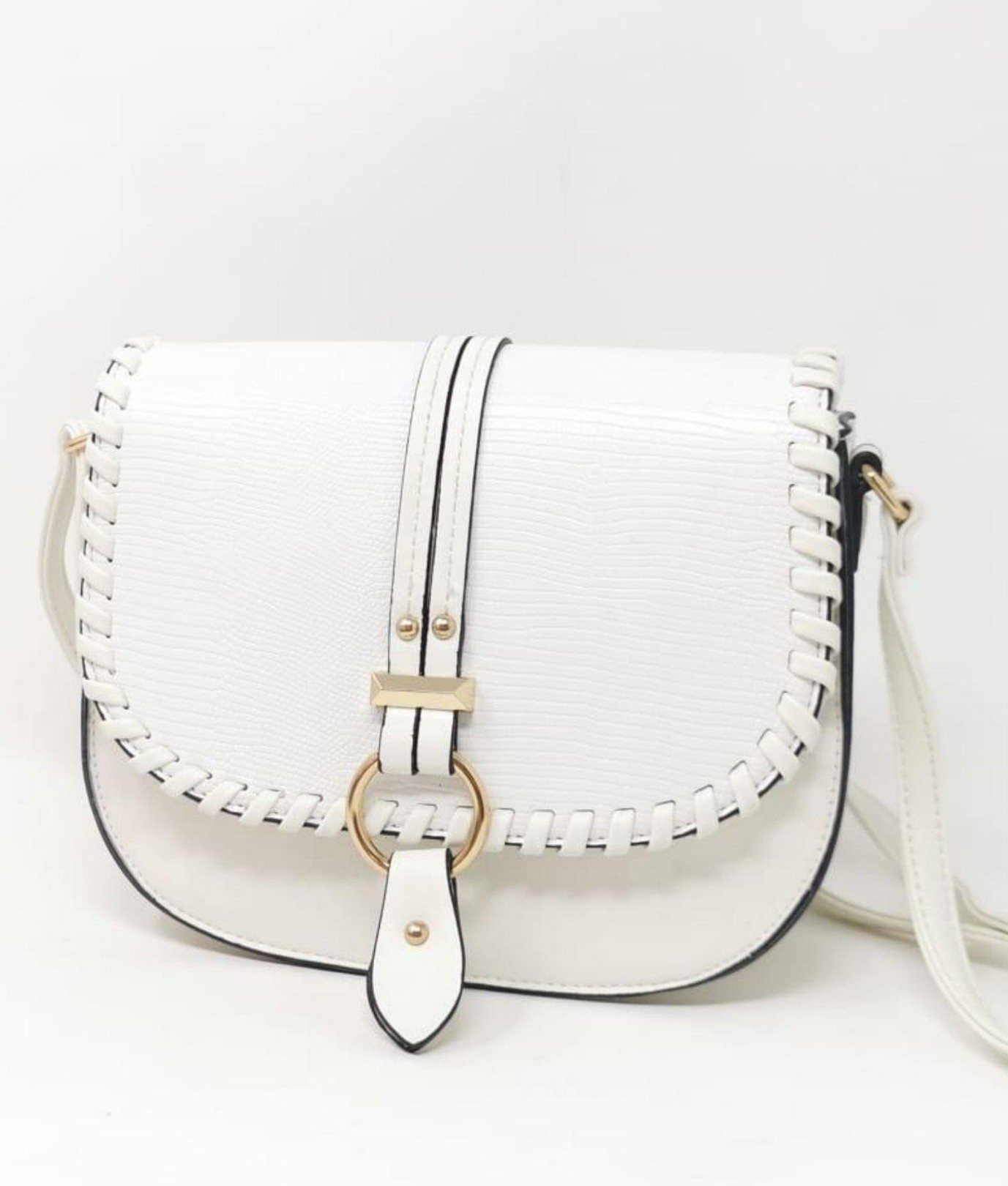 Sweet Shoulder Bag- White