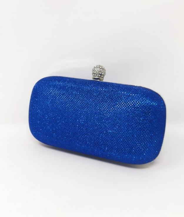 KYLIE HANDBAG - BLUE