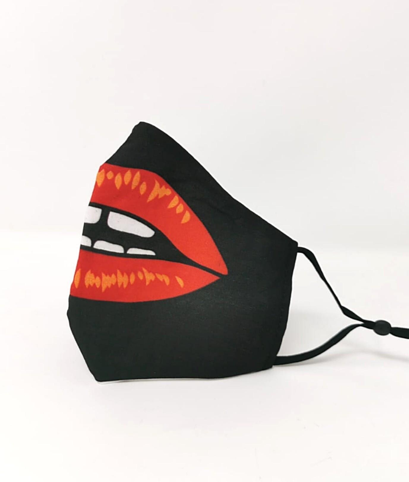 MASQUE RENE - KISS