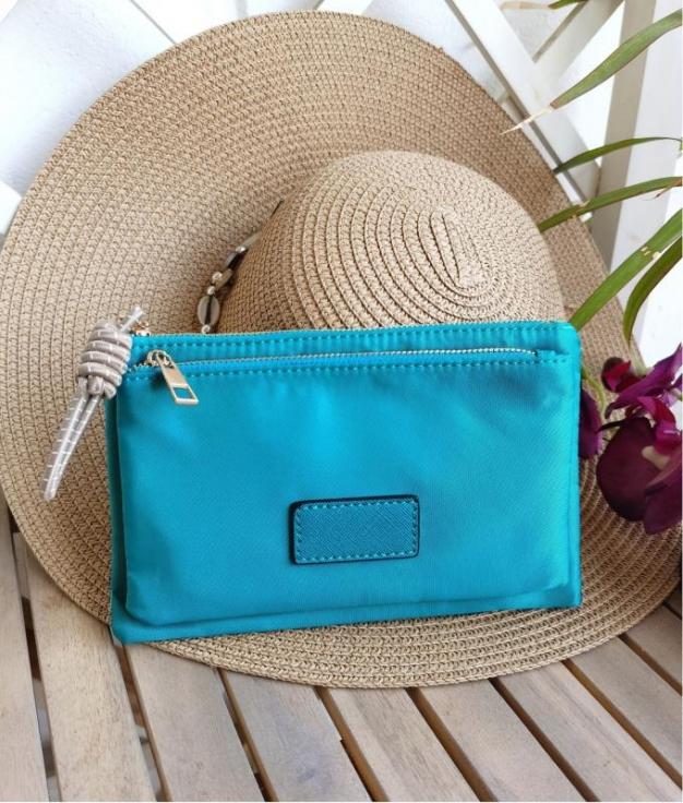 Coin purse Tiri - blue