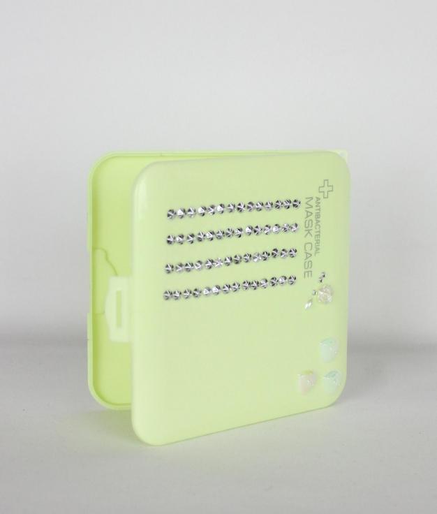 Porta Mascarilla Alexa - Verde