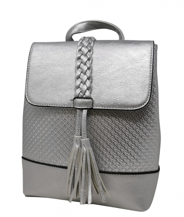 DANEA BACKPACK - SILVER