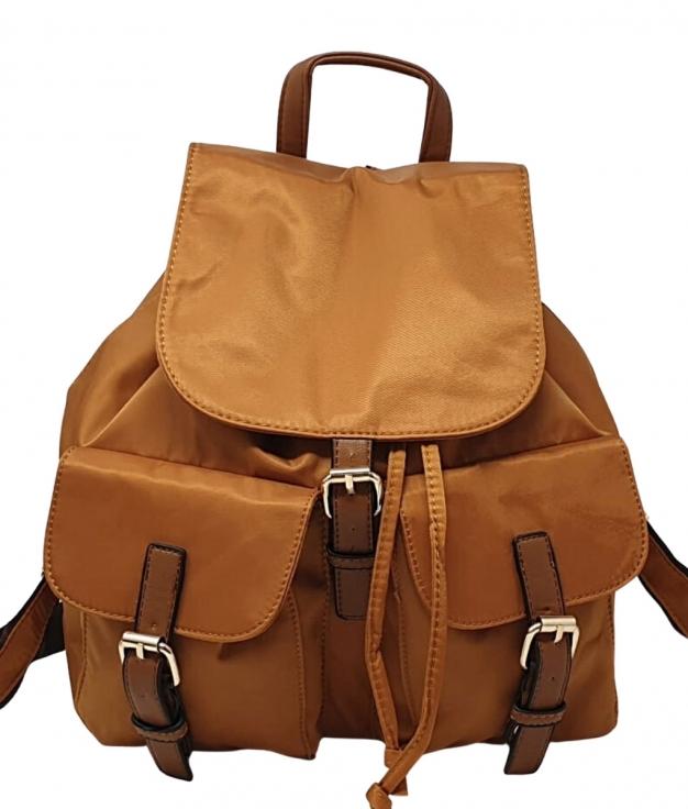 sac à dos sagra-brown