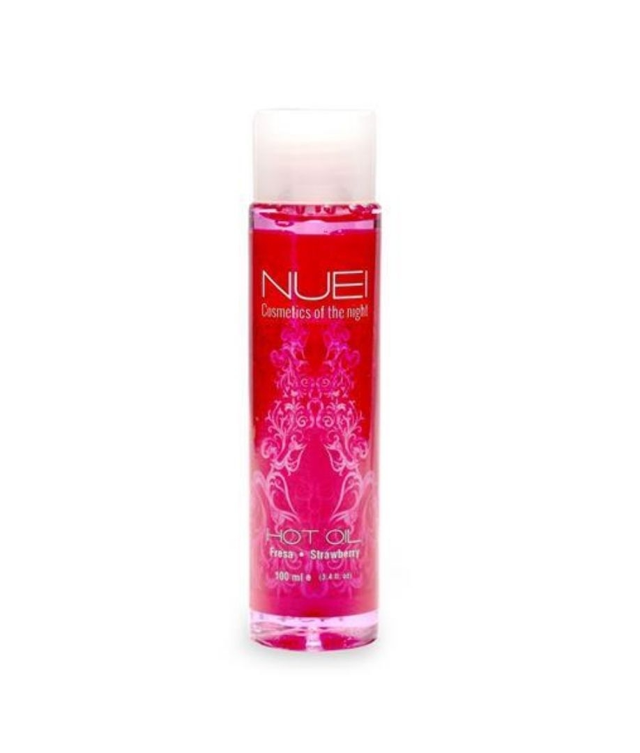 ACEITE EFECTO CALOR NUEI COSMETICS 100 ML