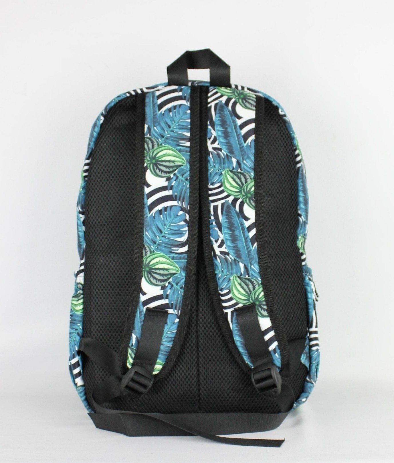 Backpack Just - Leaves Turquoise