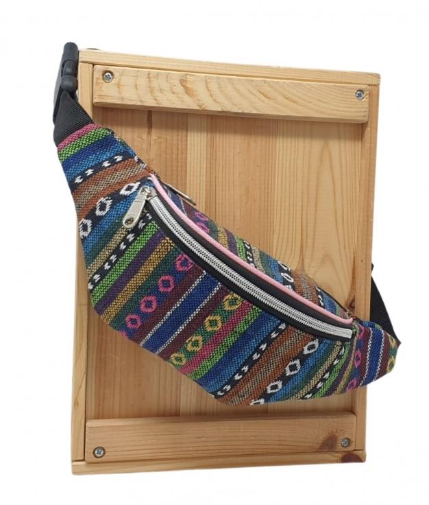 saipa belt bag - green