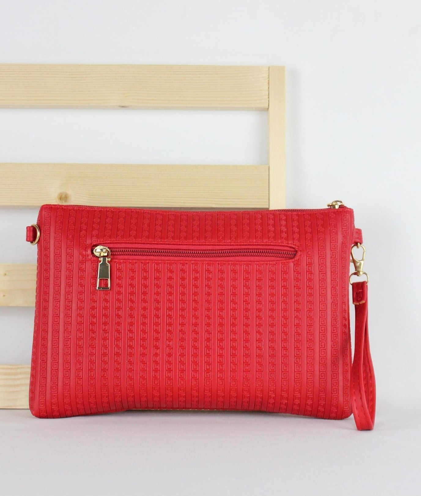 Wallet Eliza - Red