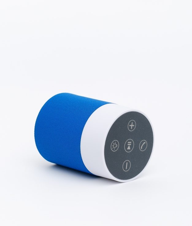 Abacus Bluetooth Speaker - Blue