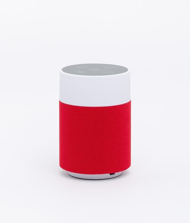 Abacus Bluetooth Speaker - Red