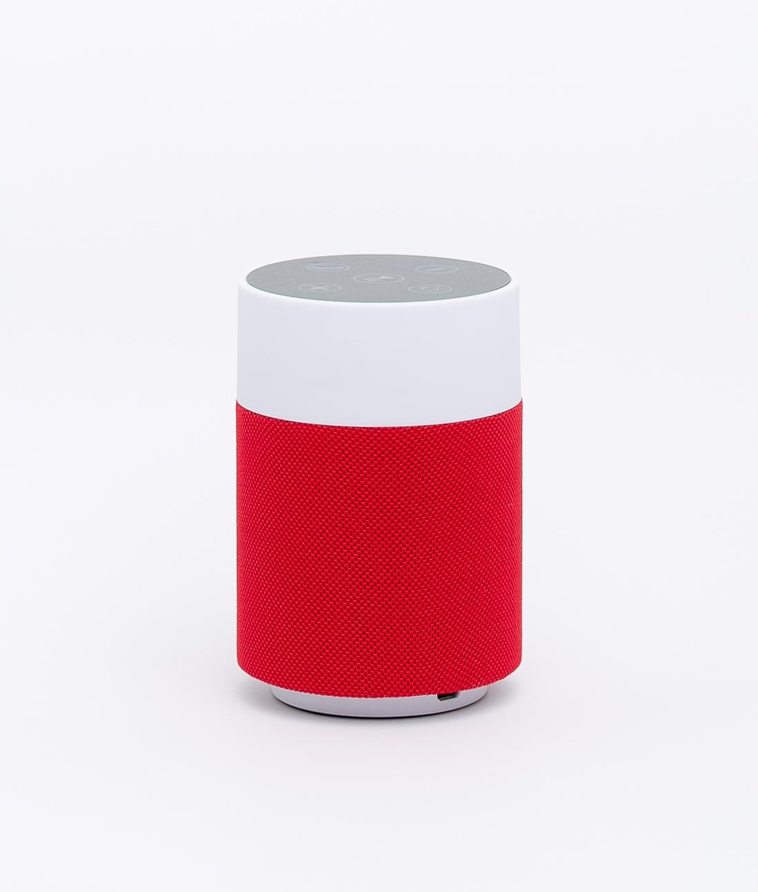 Haut-parleur Bluetooth Abacus - Rouge