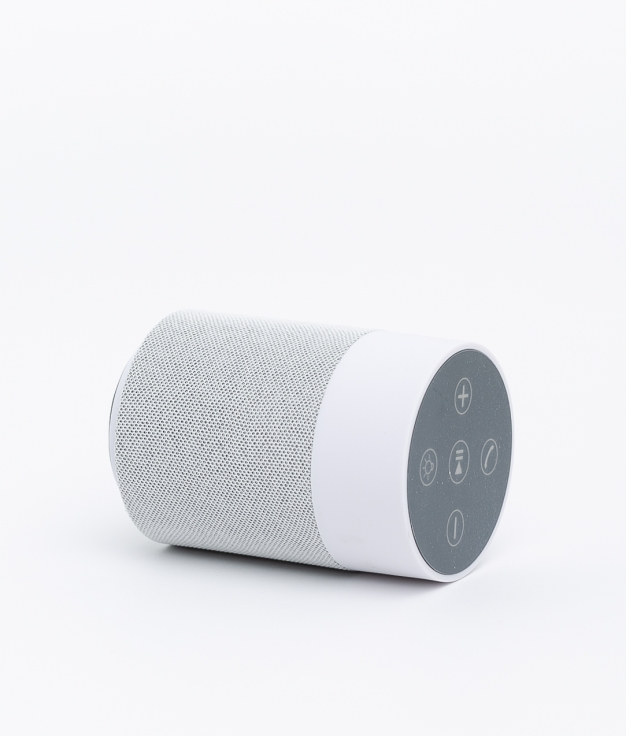 Abacus Bluetooth Speaker - Gray