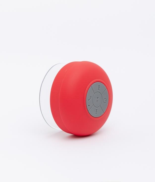 Haut-parleur sans fil Delta - Rouge