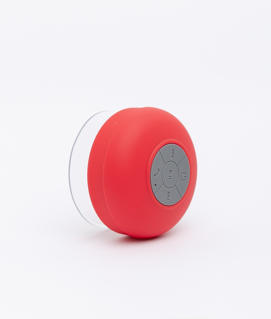 Altoparlante wireless Delta - Rosso