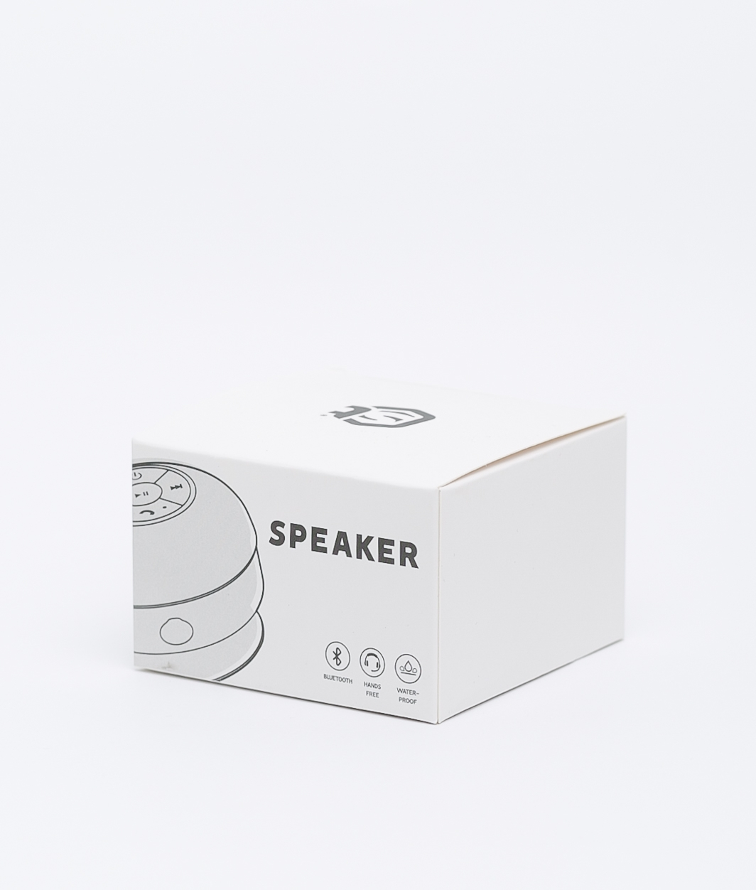 Haut-parleur sans fil Delta - Blanc