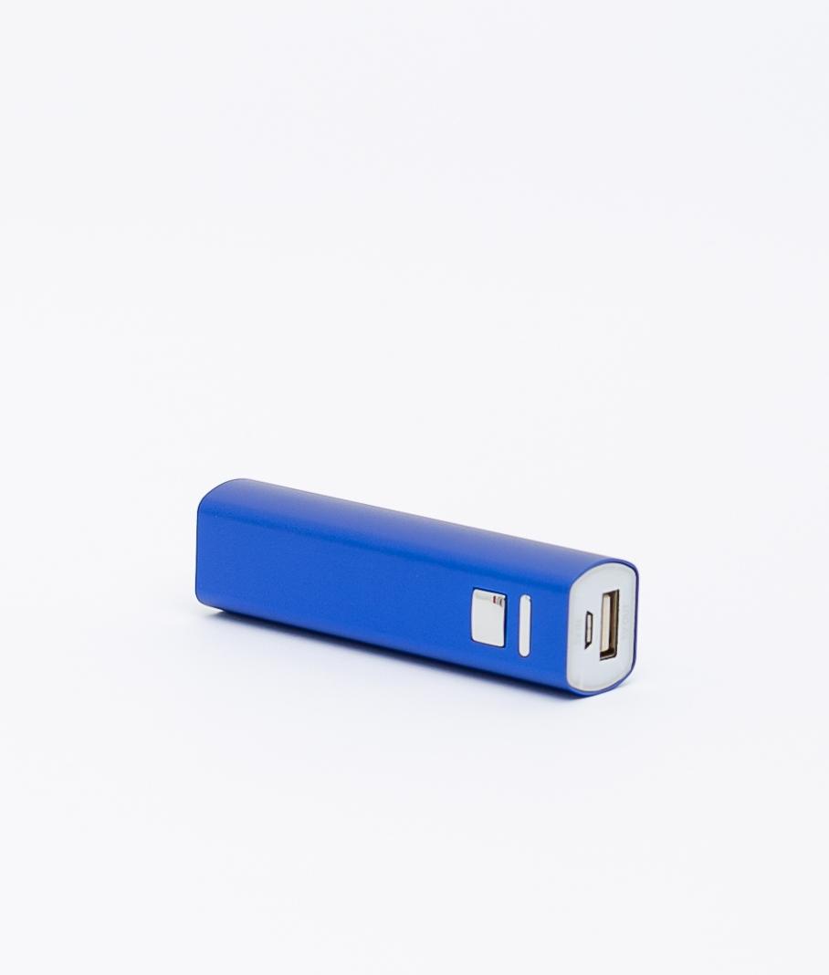 Bateria externa Luna - Azul