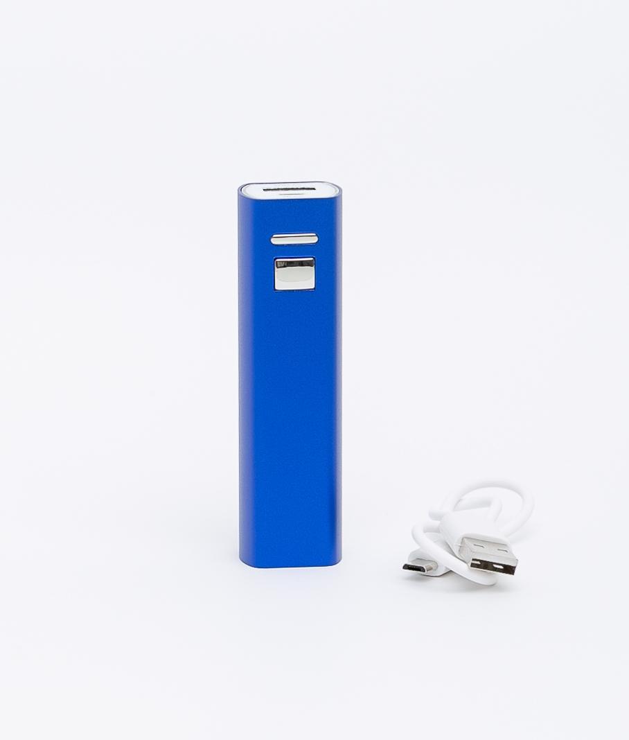 Batteria esterna Luna - Blu
