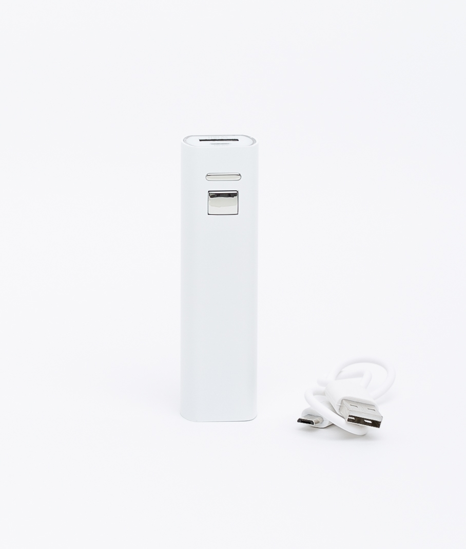 Batería externa Luna - Blanco