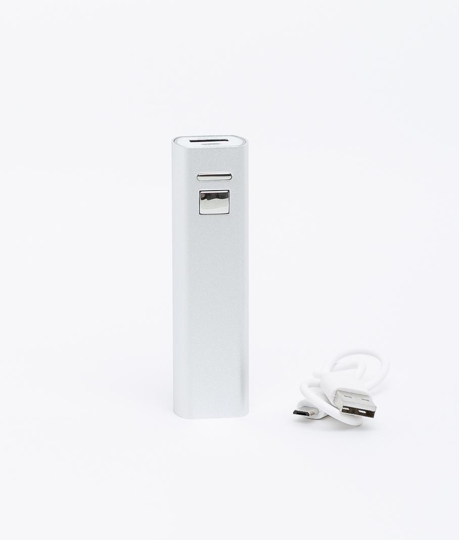 Batterie externe Luna - Argent