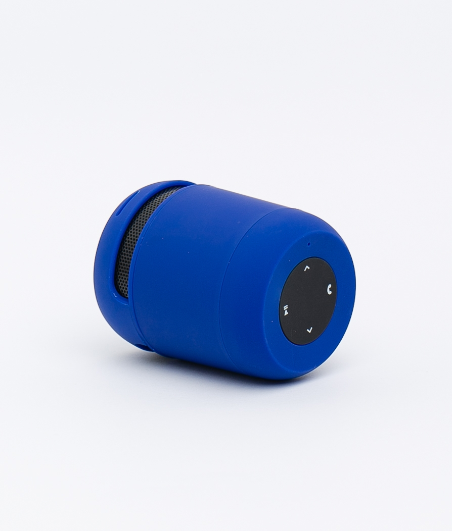 Haut-parleur Bluetooth Zero - Bleu