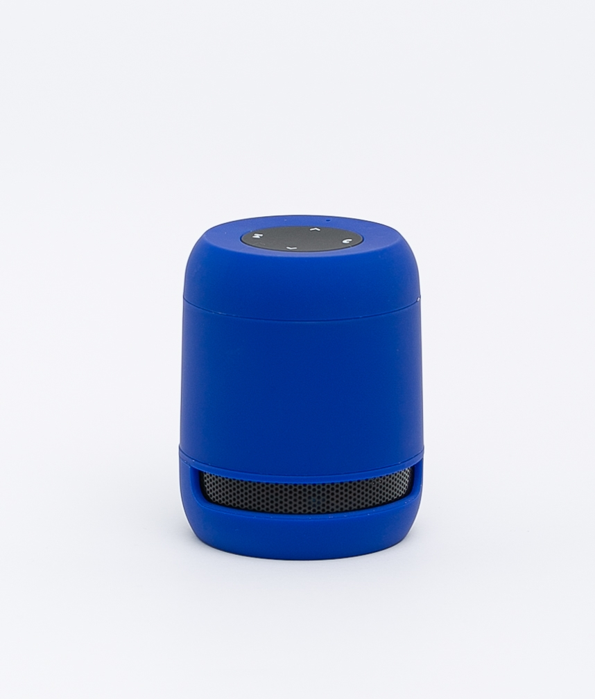 Altoparlante Bluetooth Zero - Blu