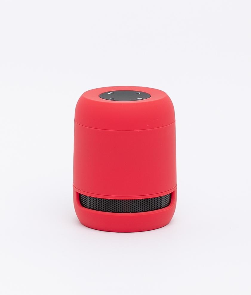Altoparlante Bluetooth Zero - Rosso