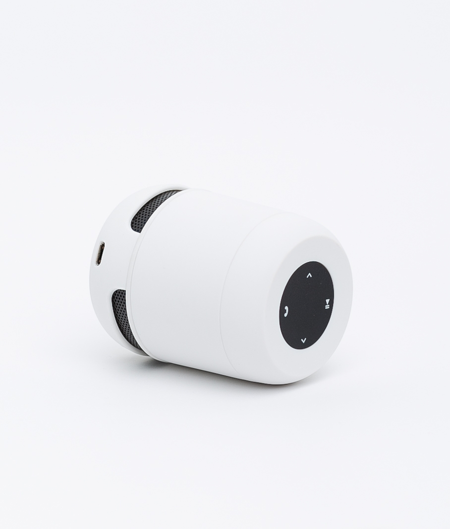 Altavoz Bluetooth Zero - Blanco