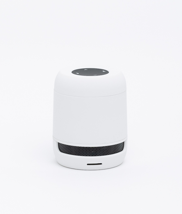 Zero Bluetooth Speaker - White